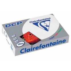 Másolópapír Clairefontaine DCP A/4 280g 125 ív/csomag
