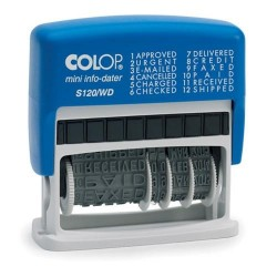 Colop S 120/WD Blister