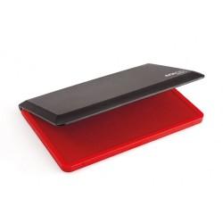 Bélyegzőpárna Micro 3 piros 90x160 mm