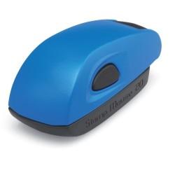 Colop Stamp Mouse 20 kék blanco párnával