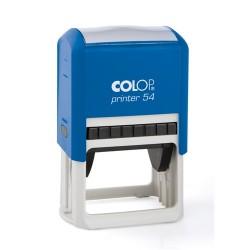 Printer 54 kék