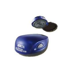Colop Pocket Stamp R 30 indigó kék párnával