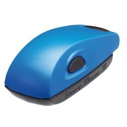 Colop Stamp Mouse 30 kék blanco párnával