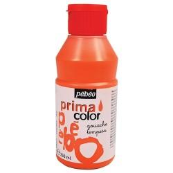 Tempera Pébéo 250 ml narancssárga