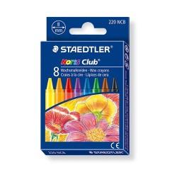 Zsírkréta Staedtler 8 db-os klt.