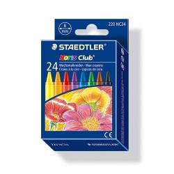 Zsírkréta Staedtler 24 db-os klt.