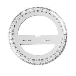 Szögmérő Koh-i-noor műanyag 360 fokos 746278