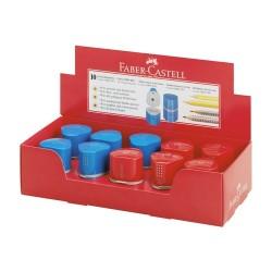 Hegyező Faber-Castell Grip 2001 trió színes