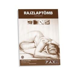 Rajztömb Pax A/3 170g 20 lapos
