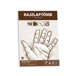 Rajztömb Pax A/4 170g 20 lapos