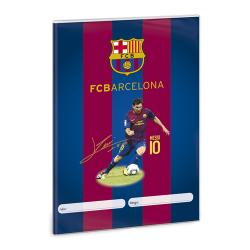 Füzetborító Ars Una A/5 Barcelona (801)17