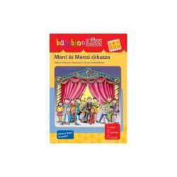Foglalkoztató füzet BambinoLÜK Marci és Marcsi cirkusza
