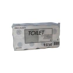 Toalettpapír Tork 2 rétegű 250 lapos 8 tekercs/csomag