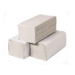 Kéztörlő közületi V hajtogatott 1 rétegű 250 lap/csomag 24.9x11.4 cm
