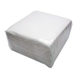 Szalvéta éttermi 18x18 cm 1 rétegű 600 db/csomag fehér