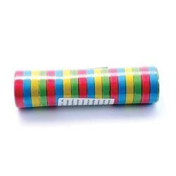 Szerpentin 4 db/csomag színes