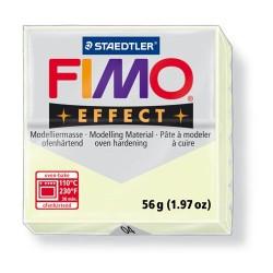 Kreatív kiégethető gyurma Fimo Effect 56g fluoreszkáló