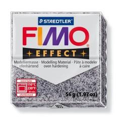 Kreatív kiégethető gyurma Fimo Effect 56g gránit hatású