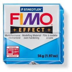 Kreatív kiégethető gyurma Fimo Soft 56g középkék
