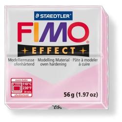 Kreatív kiégethető gyurma Fimo Effect 56g áttetsző/gyöngyház rózsakvarc