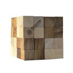 Játék IQGames logikai fa Anaconda cube