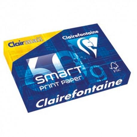 Másolópapír Clairefontaine Clairmail A/4 60g 500 ív/csomag