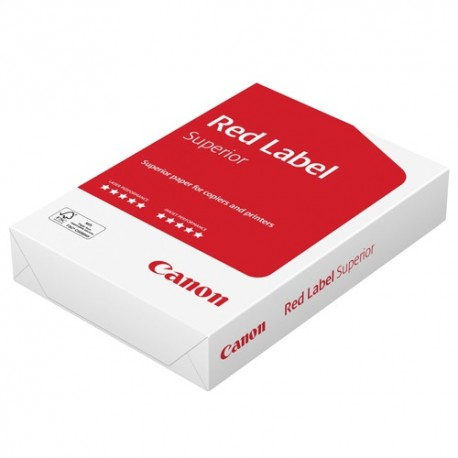Másolópapír Canon Red Label A/4 80g 500 ív/csomag