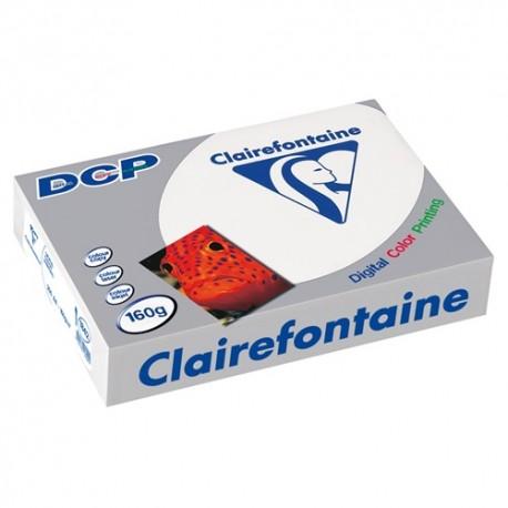 Másolópapír Clairefontaine DCP A/4 160g 250 ív/csomag