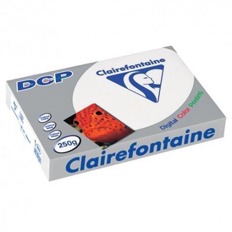 Másolópapír Clairefontaine DCP A/4 250g 125 ív/csomag