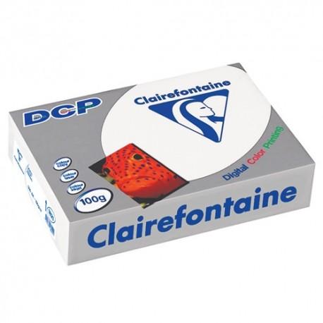 Másolópapír Clairefontaine DCP A/4 100g 500 ív/csomag