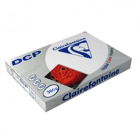 Másolópapír Clairefontaine DCP A/4 300g 125 ív/csomag