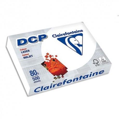 Másolópapír Clairefontaine DCP A/4 80g 500 ív/csomag