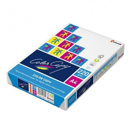 Másolópapír Color Copy A/4 220g 250 ív/csomag