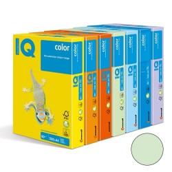 Másolópapír színes IQ Color A/4 80g pasztell világoszöld 500 ív/csomag