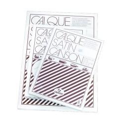 Pauszpapír Canson A/4 90/95g C751-187 100 lap/csomag