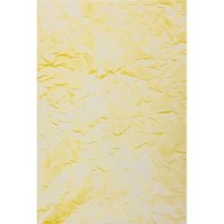 Névjegykártya karton A/4 250g gyűrt sárga I.