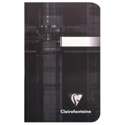 Füzet Clairefontaine Matris/Mosai 90x140 mm 48 lapos kockás