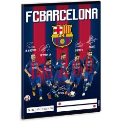 Füzet Ars Una kisalakú 16-32 vonalas Barcelona ( 801 ) 17