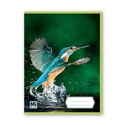 Füzet MT Tessloff nagyalakú 80-32 sima Mi Micsoda madár