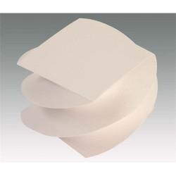 Kockatömb 8,5x8,5x6 cm csavart fehér