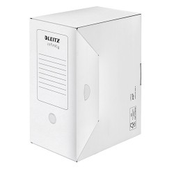 Archiváló doboz Leitz Infinity 15 cm gerinccel savmentes fehér 60920000