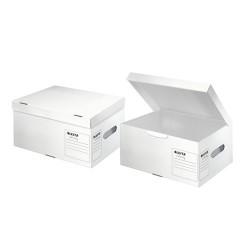 Archiváló konténer és szállítódoboz Leitz Infinity A/4 savmentes fehér 61050000