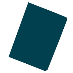 Bemutatómappa Exacompta A/4 10 részes kék