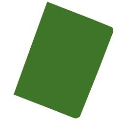 Bemutatómappa Exacompta A/4 10 részes zöld