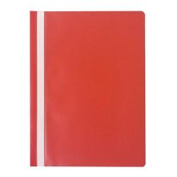 Gyorsfűző PP pd A/4 piros