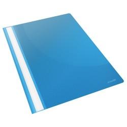 Gyorslefűző PP Esselte A/4 kék 15386
