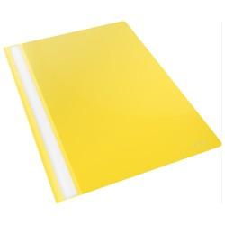 Gyorslefűző PP Esselte A/4 sárga 15383