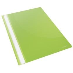 Gyorslefűző PP Esselte A/4 zöld 15387