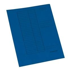 Gyorsfűző papír A/4 kék