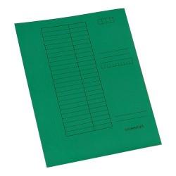 Gyorsfűző papír A/4 zöld